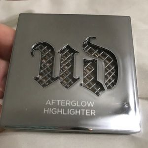 Urban decay afterglow highlighter sin BUNDLE ONLY